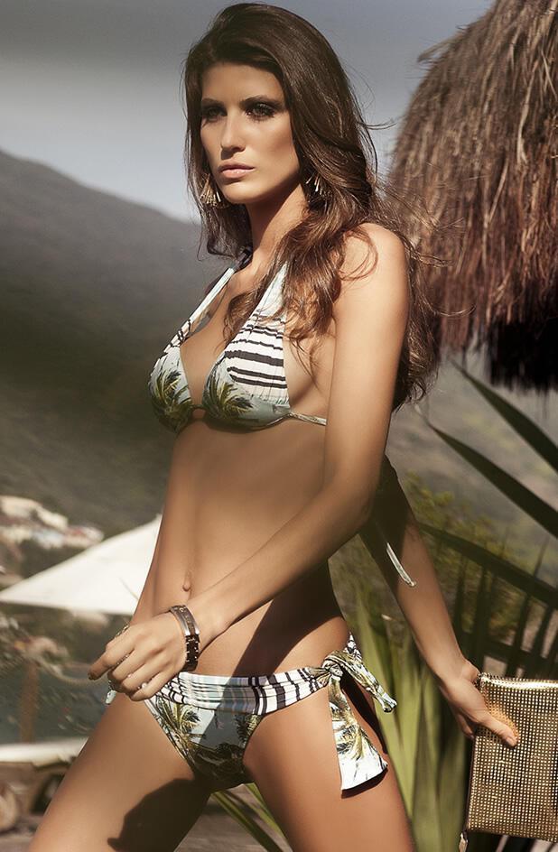 magio bikini 60 - Μαγιό 2011 Μπικίνι Costa do Descobrimento Halter by Agua de Coco